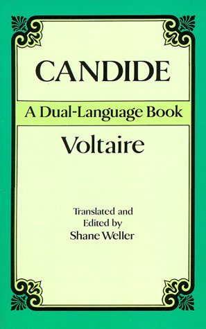 Candide   1991 edition cover