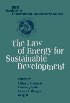 Law of Energy for Sustainable Development   2005 9780521845250 Front Cover
