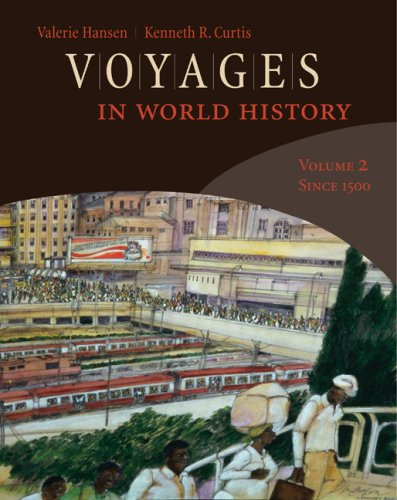 Voyages in World History   2010 edition cover
