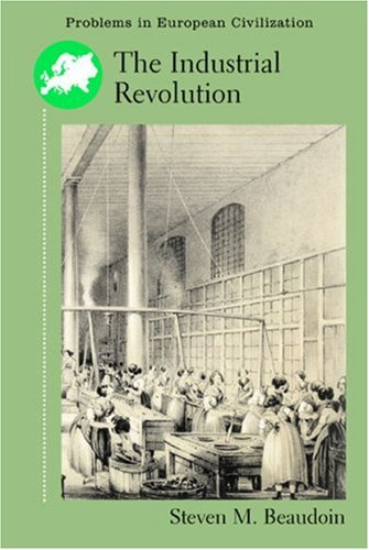 Industrial Revolution   2003 edition cover