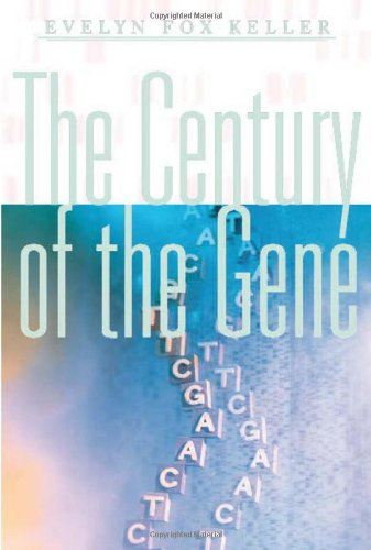 Century of the Gene   2000 (Reprint) edition cover