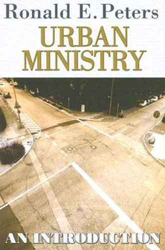 Urban Ministry An Introduction  2007 edition cover