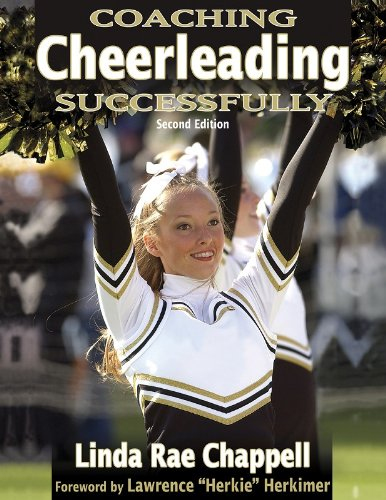 Coaching Cheerleading Successfully  2nd 2005 (Revised) edition cover