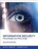 Information Security Principles and Practices 2nd 2014 edition cover
