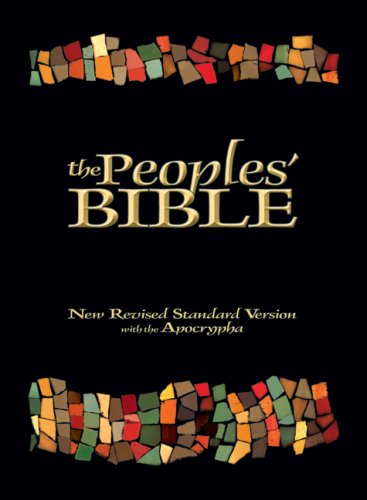 Peoples' Bible   2008 edition cover