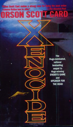 Xenocide   1991 (Revised) edition cover