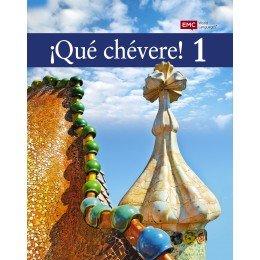 QUE CHEVERE!,GRAM.+VOC.LEVEL 1-WORKBOOK N/A 9780821969250 Front Cover