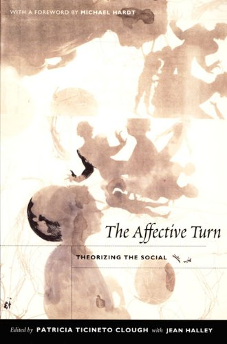 Affective Turn Theorizing the Social  2007 edition cover