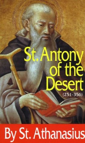 Saint Antony of the Desert  N/A 9780895555250 Front Cover