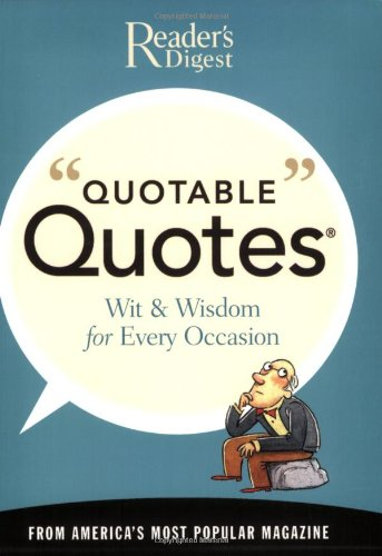Quotable Quotes   1997 edition cover