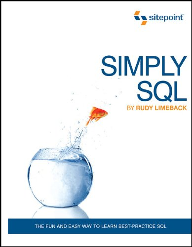 Simply SQL   2008 edition cover