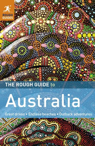 Rough Guide to Australia  10th 2011 9781405382250 Front Cover