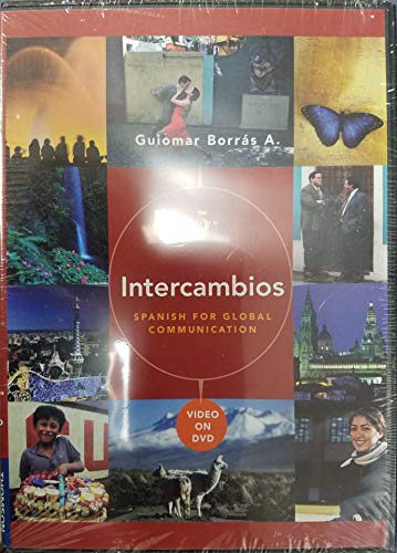 Intercambios Spanish for Global Communication 5th 2007 9781413020250 Front Cover