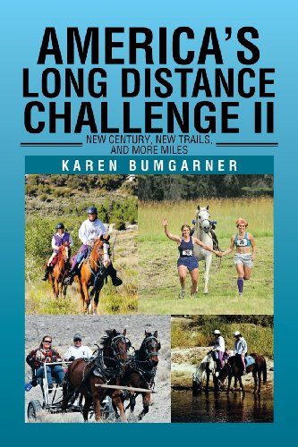 America's Long Distance Challenge II: New Century, New Trails, and More Miles  2013 edition cover