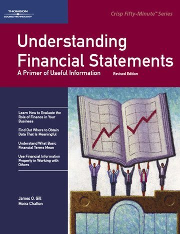 Understanding Financial Statements A Primer of Useful Information 2nd 1999 (Revised) edition cover
