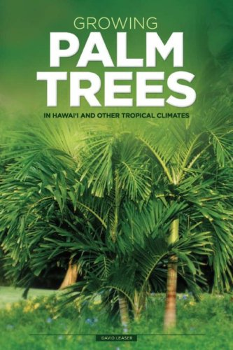 Growing Palms in Hawaii  2007 edition cover