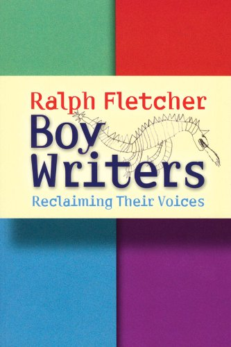 Boy Writers Reclaiming Their Voices  2006 9781571104250 Front Cover