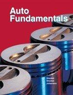 Auto Fundamentals  10th 2005 edition cover