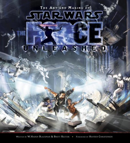 Art and Making of Star Wars The Force Unleashed N/A 9781933784250 Front Cover