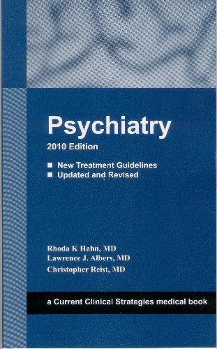 Psychiatry, 2010 Edition N/A edition cover