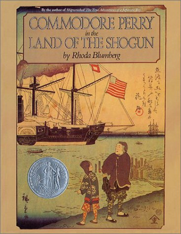 Commodore Perry in the Land of the Shogun   2003 edition cover
