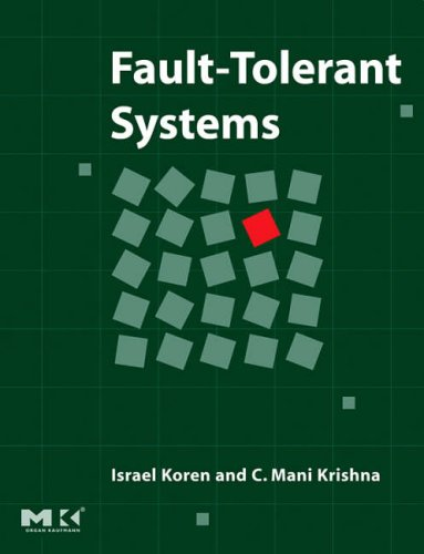 Fault-Tolerant Systems   2007 edition cover