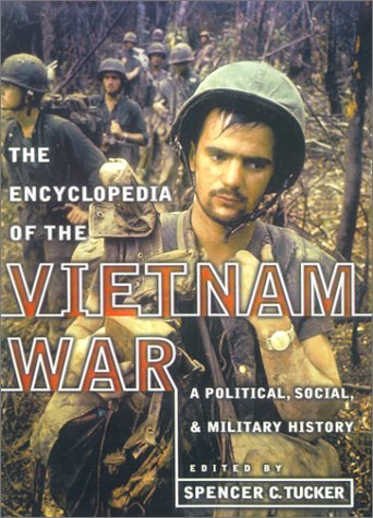 Encyclopedia of the Vietnam War A Political, Social, and Military History N/A edition cover