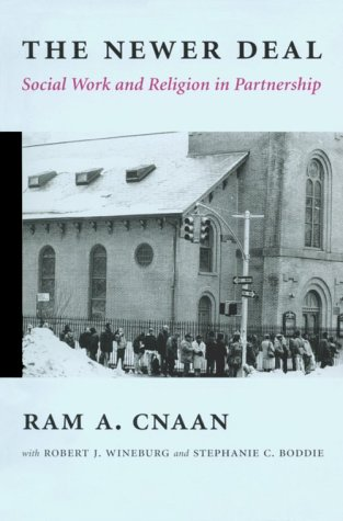 Newer Deal Social Work and Religion in Partnership  1999 9780231116251 Front Cover