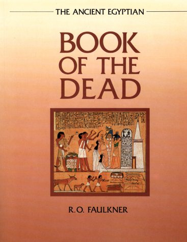 Ancient Egyptian Book of the Dead   1990 edition cover