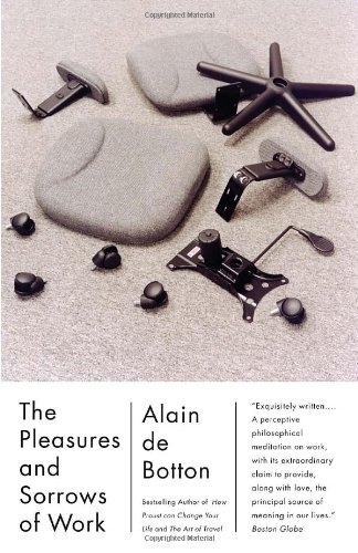 Pleasures and Sorrows of Work   2010 edition cover