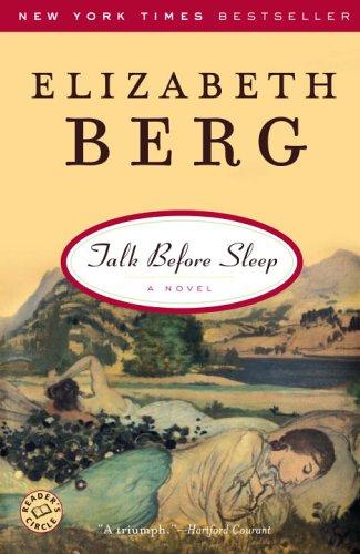 Talk Before Sleep  N/A edition cover