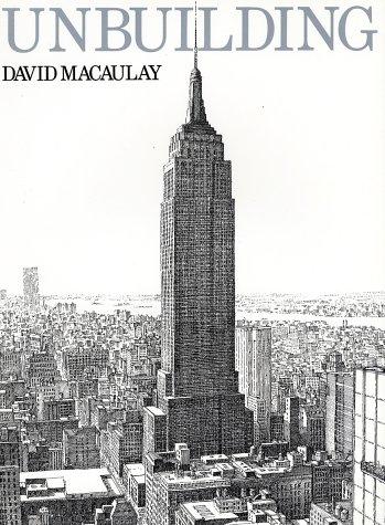 Unbuilding   1987 edition cover