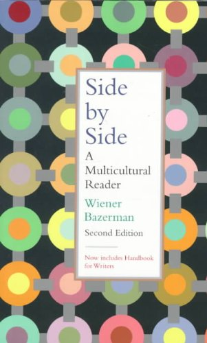 Side by Side A Multicultural Reader 2nd 1996 edition cover