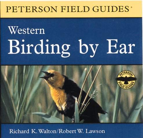 Birding by Ear Set : Western North America  1999 edition cover