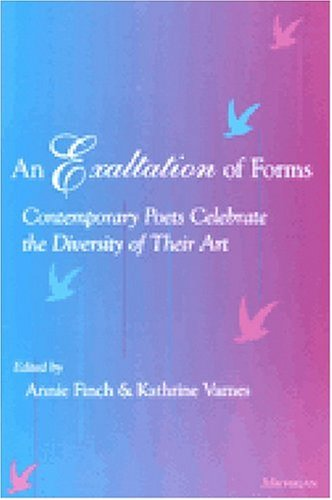 Exaltation of Forms Contemporary Poets Celebrate the Diversity of Their Art  2002 edition cover