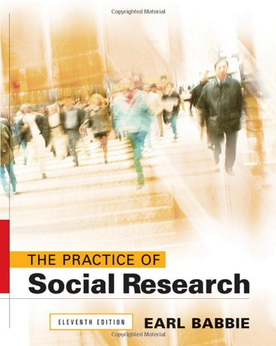 Practice of Social Research  11th 2007 edition cover