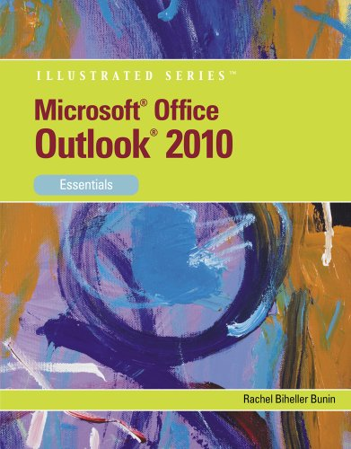 Microsoft Outlook 2010 Essentials  2011 9780538749251 Front Cover
