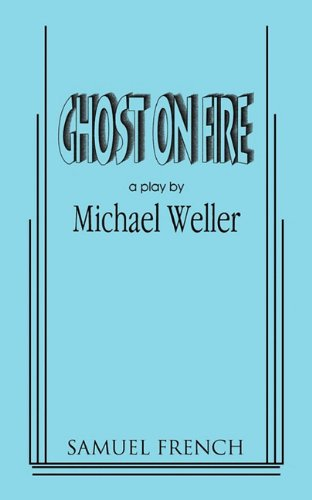 Ghost on Fire A Play  1998 edition cover