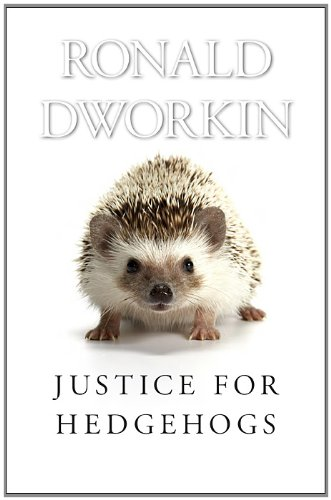 Justice for Hedgehogs   2011 edition cover