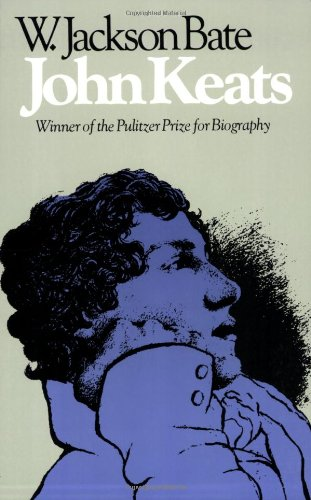 John Keats   1963 edition cover