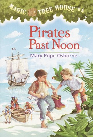 Pirates Past Noon   1994 edition cover