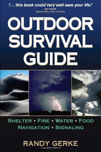 Outdoor Survival Guide   2009 edition cover