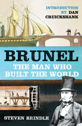 Brunel The Man Who Built the World  2006 edition cover