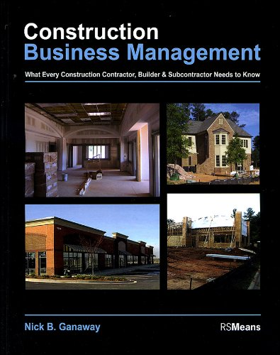 Construction Business Management What Every Construction Contractor, Builder and Subcontractor Needs to Know  2006 edition cover