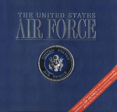 United States Air Force Scrapbook  N/A 9780883636251 Front Cover