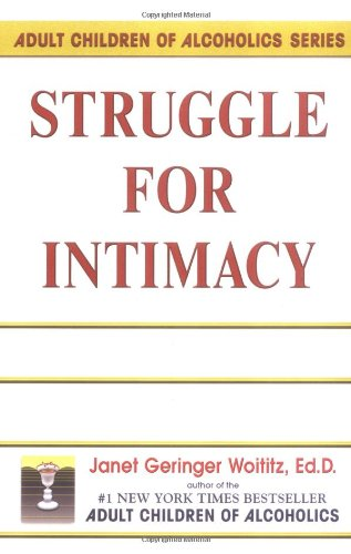 Struggle for Intimacy   1986 edition cover