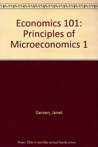 Principles of Microeconomics 2E for Umich  2nd 2011 9781118032251 Front Cover