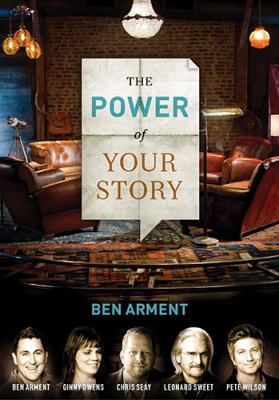Power of Your Story Conversation Guide   2012 9781401677251 Front Cover