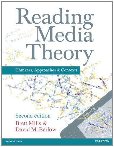 Reading Media Theory Thinkers, Approaches and Contexts 2nd 2012 (Revised) edition cover