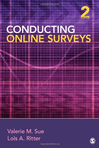 Conducting Online Surveys  2nd 2012 edition cover